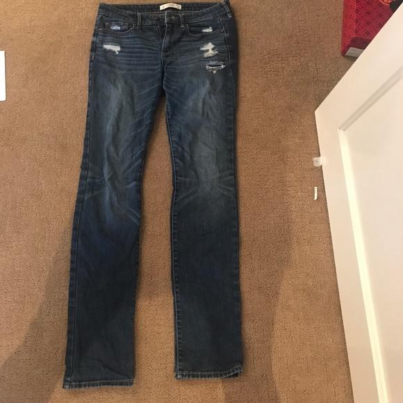 Abercrombie & Fitch Denim - Abercrombie Skinny Jeans